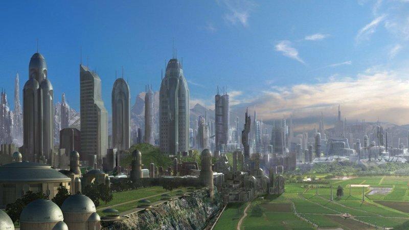 Планета Земля середины XXI века (2030-2070). Часть 1. Транспорт