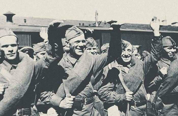 Первые месяцы войны: Уникальные фотографии, и рассекреченные материалы!