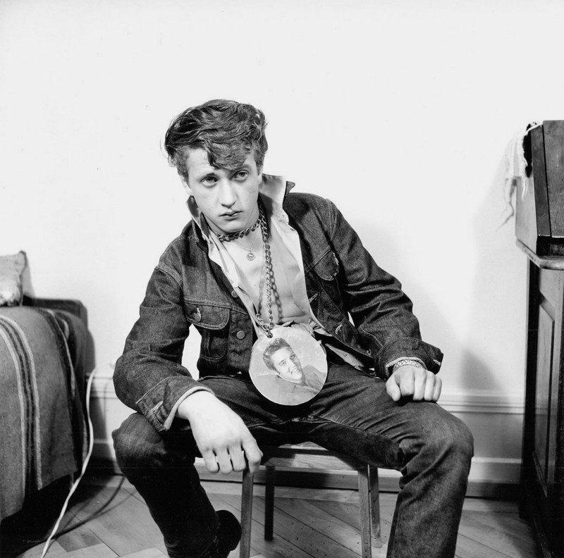 Как выглядела бунтующая молодёжь Швейцарии в 1950-х годах. Фотограф Карлхайнц Вайнбергер