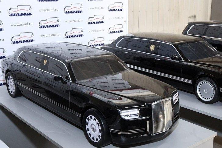 В России стартовало пилотное производство спецавтомобилей «Кортеж»