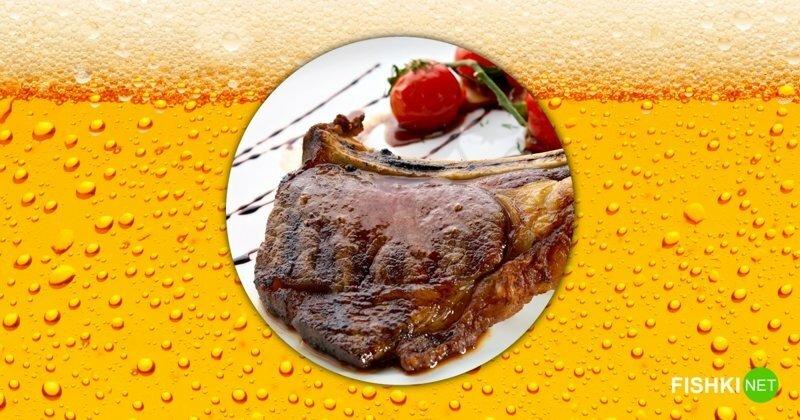 5 безумно вкусных блюд, которые можно приготовить на пиве