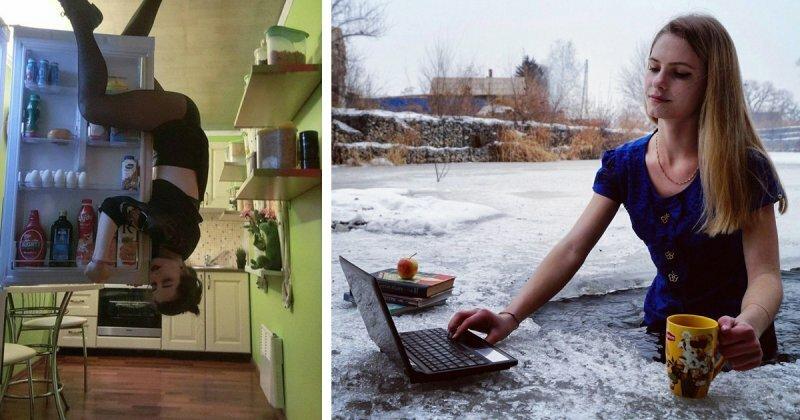 Невероятные ситуации, которые могли случиться только в России