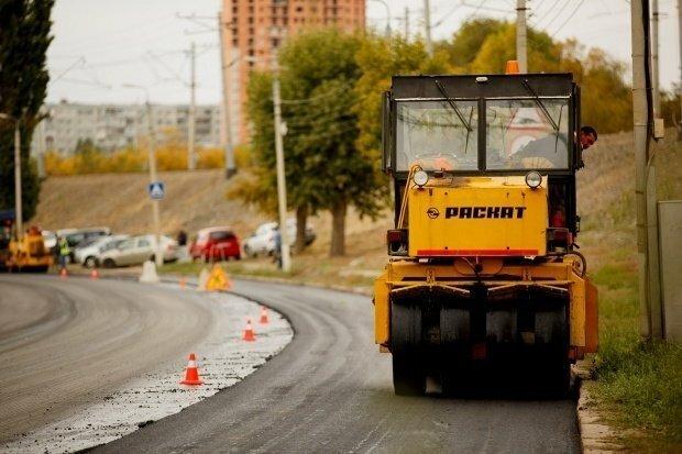 В Волгограде за 2017 год отремонтировали 63 городские улицы
