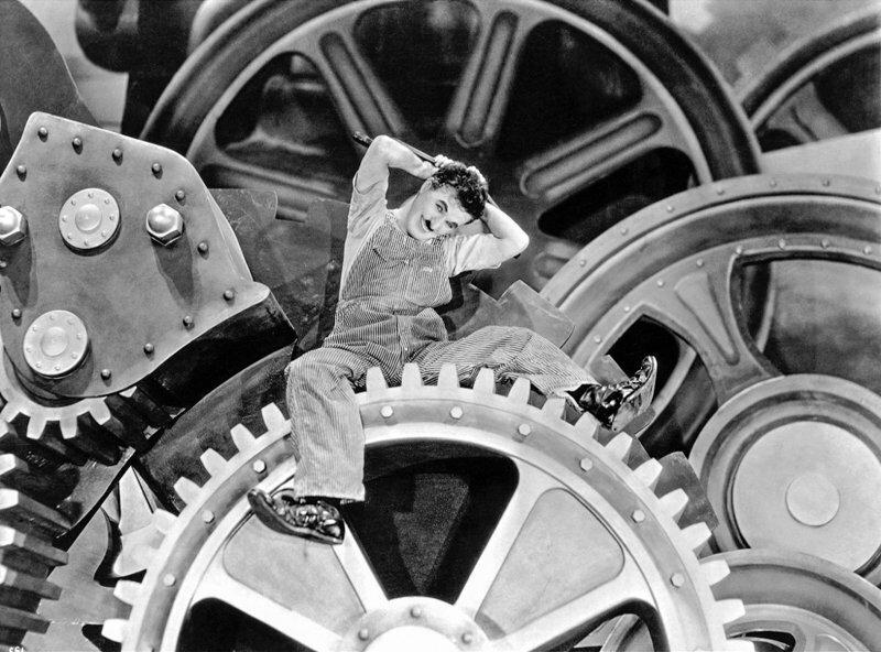 Секреты кино. Чаплин. Новые времена. Эпизод #01