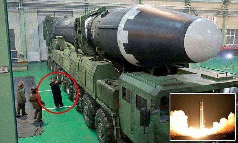Мир увидел новую северокорейскую ракету