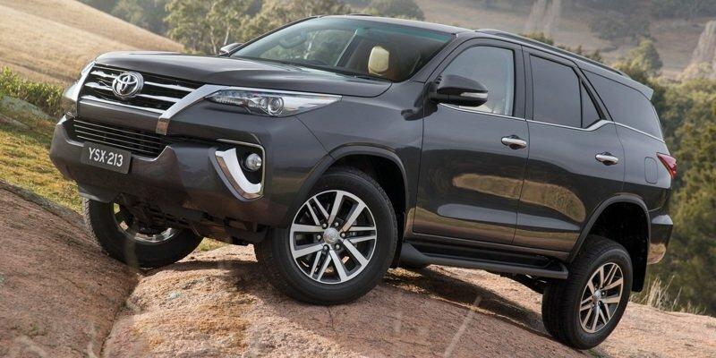 Самый доступный внедорожник Toyota: тест рамного Fortuner