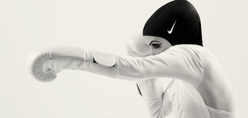 В продаже появился первый в мире спортивный хиджаб