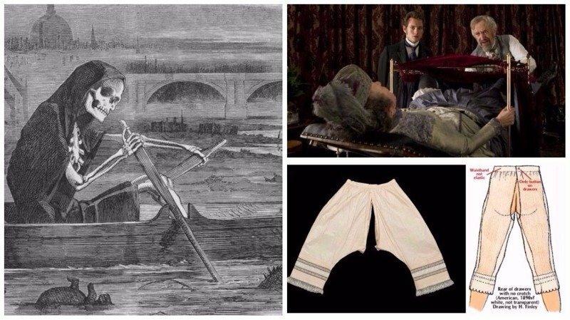 18 поразительных фактов о викторианской эпохе