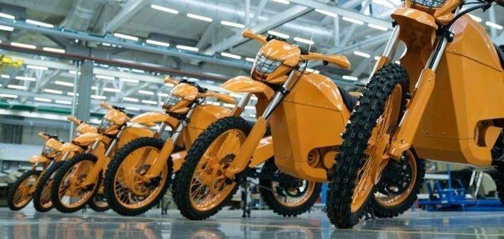 Концерн «Калашников» разработал новую модификацию электромотоциклов для поисковиков «Лиза Алерт»
