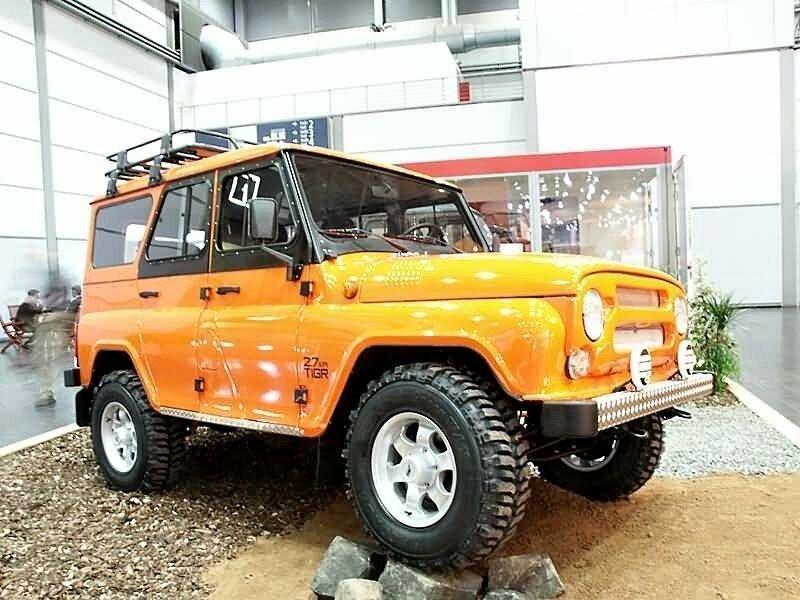 Baijah Automotive, или как УАЗ Германию покорял