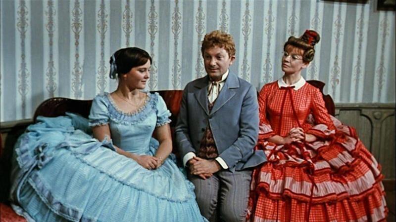 Как женились герои советских фильмов