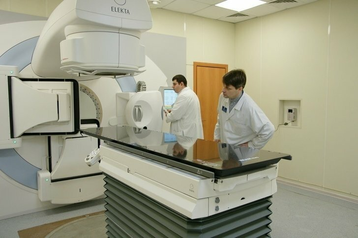 В Магадане открыли радиологический корпус онкодиспансера