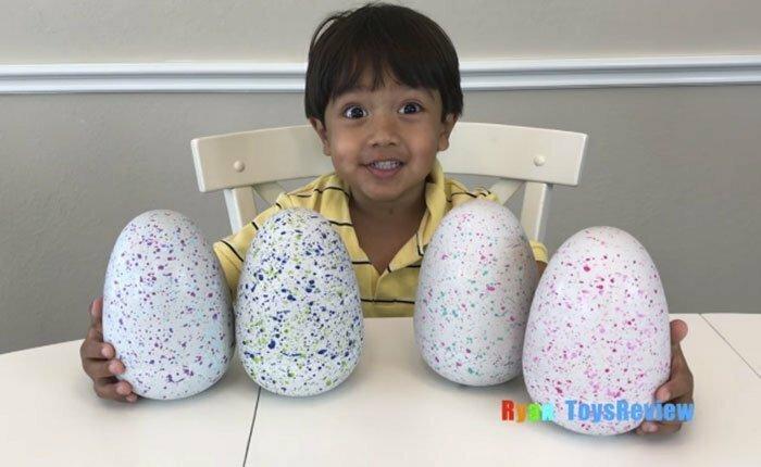 Этот 6-летний мальчик делает $11 миллионов в год и мы завидуем его работе