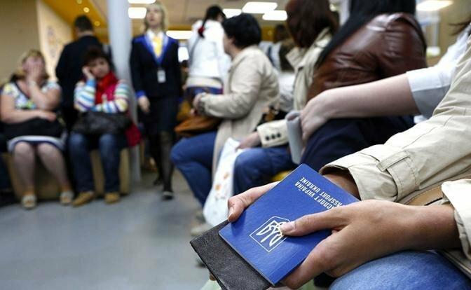 Украинские заробитчане пришлись не ко двору Европе