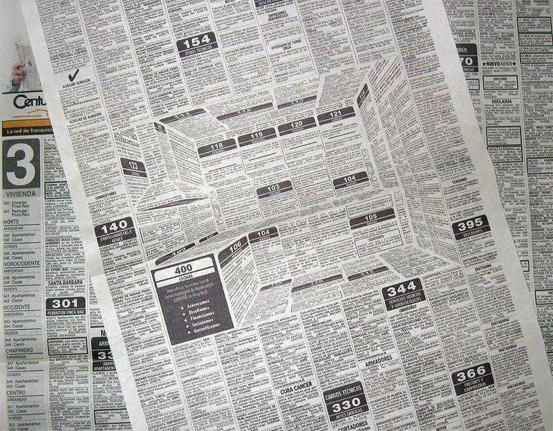 Самое крутое объявление в газете из всех, что вы видели
