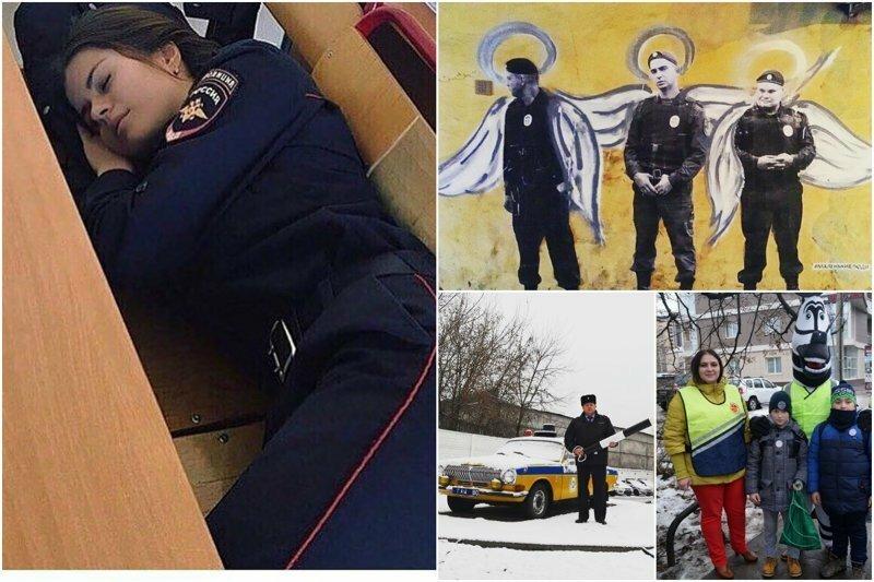 Наши правоохранительные органы самые добрые правоохранительные органы в мире
