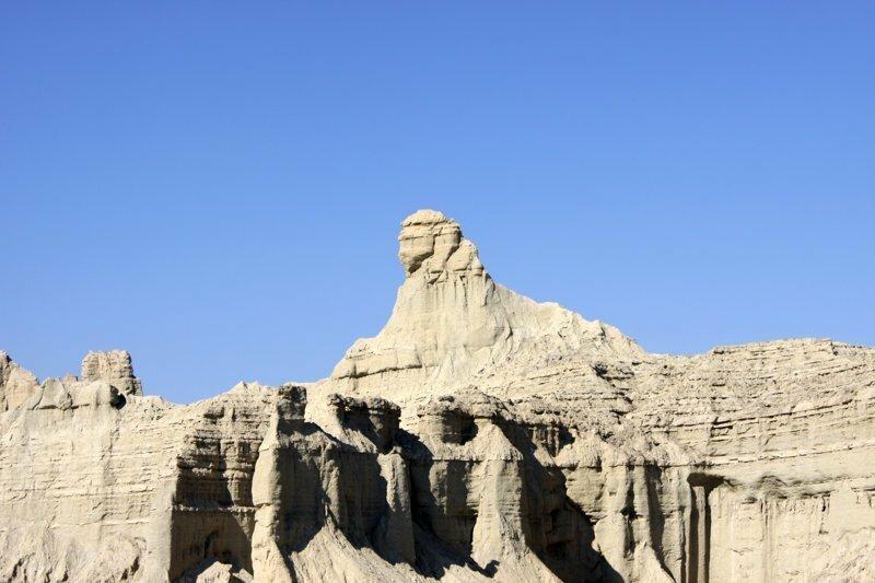 Белуджистанский Сфинкс: рукотворное, архитектурное чудо?