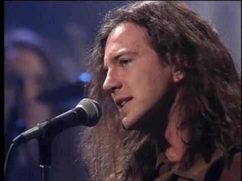 Pearl Jam - MTV Unplugged 1992 год