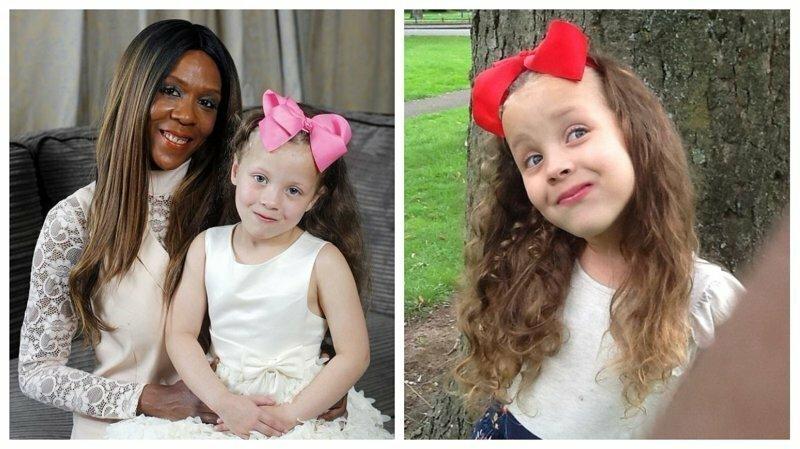 """""""Я спросила акушерку, моя ли это дочь"""": у темнокожей женщины родилась белая девочка"""