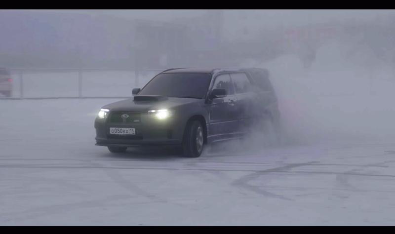 SUBARU Forester TURBO - идеален для зимы. DT#26 обзор авто