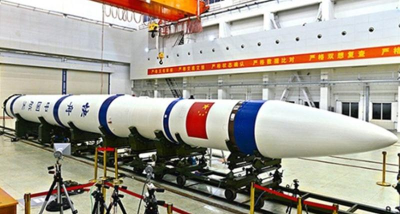 """Китайская РН """"Куайчжоу-11"""" совершит первый полет в 2018 г"""