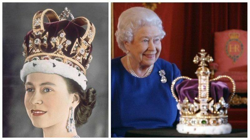Новый фильм BBC: Елизавета II вспоминает церемонию своей коронации в 1953 году