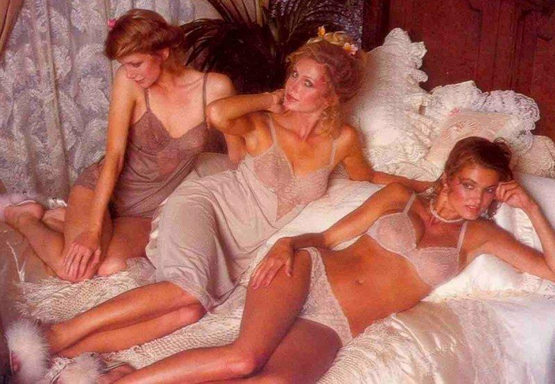 Гламур и еще раз гламур: каталог Victoria's Secret 1979 года
