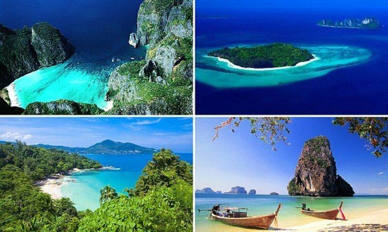 10 лучших пляжей Таиланда