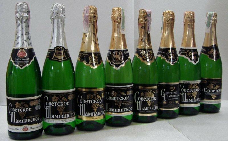 Кто и когда создал Советское шампанское?