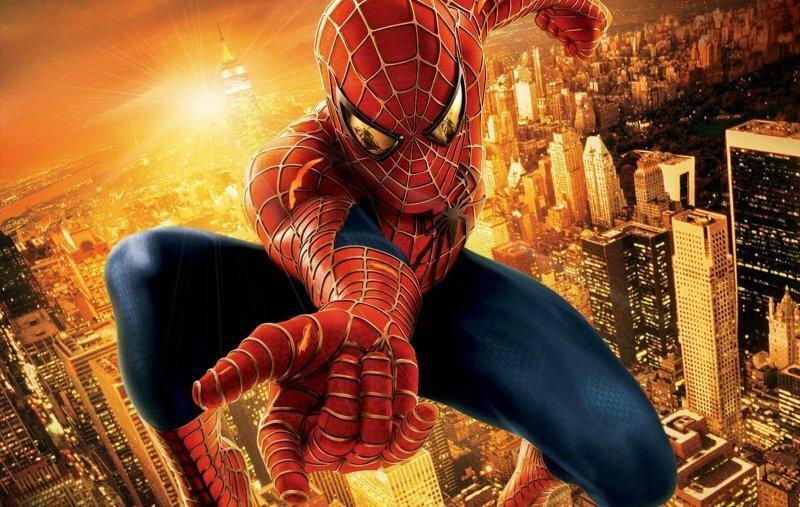 Любимое кино. Человек-паук 2 (10 фото)