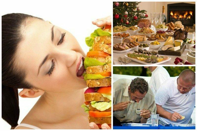 Можно ли объесться и умереть? Пост посленовогоднего ужаса