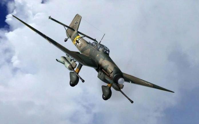 Авиация люфтваффе против танков