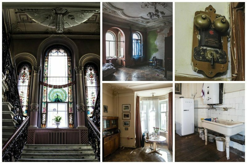 Обшарпанная красота: питерские коммуналки в старом фонде