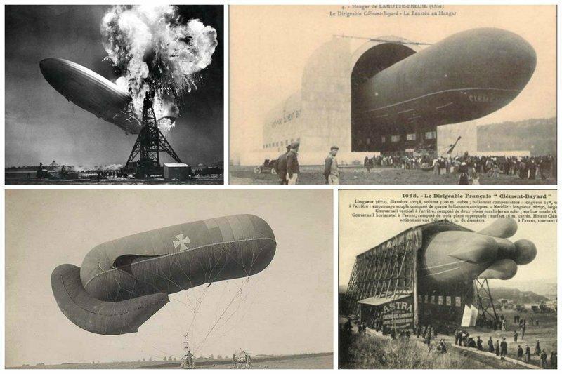 Дирижабль - небесный корабль, воздушный дом и боевая единица Первой мировой