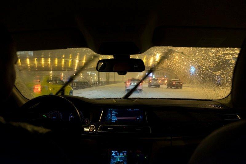 Новая уловка таксистов, будьте осторожны