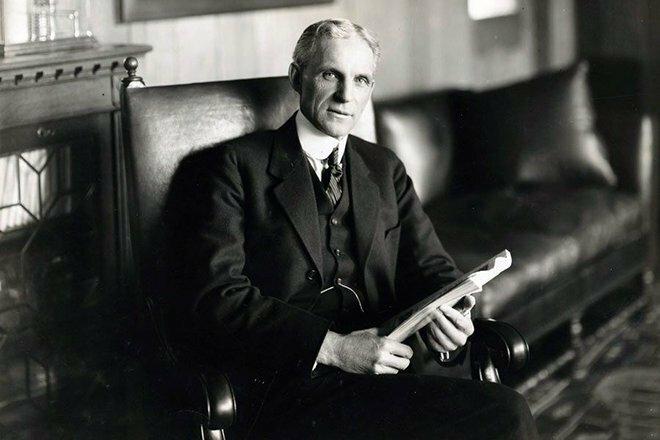 Генри Форд - интересные факты из жизни великого бизнесмена