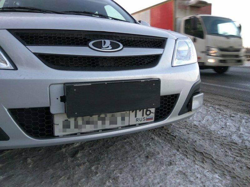 В Татарстане испытывают дорожные камеры, замаскированные под автомобиль