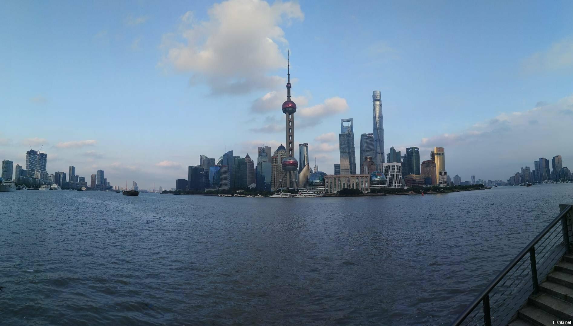 Шанхай, Пудун