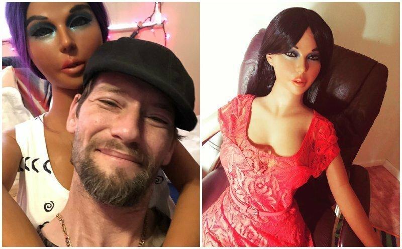 Приехали: секс-кукла Хани завела аккаунт в Instagram и набирает популярность