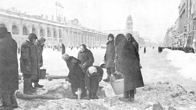Сегодня, 27 января, 74 года ленинградской победы