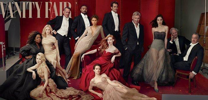 Интернет не может перестать смеяться над провальной обложкой журнала Vanity Fair
