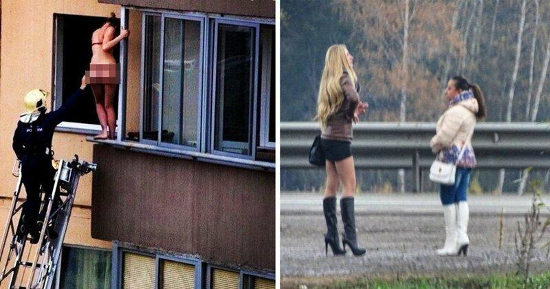 Удивительные приключения проституток в России