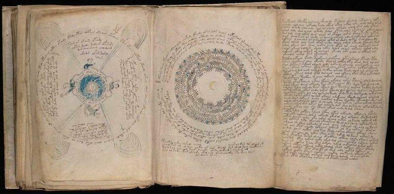 Канадские учёные расшифровали начало загадочного манускрипта Войнича