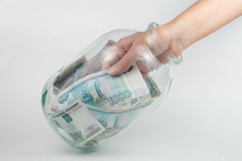 На Камчатке всё еще откапывают миллионы в банках, в стеклянных