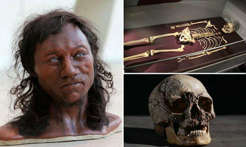 Учёные выявили: у «первого британца» были голубые глаза и тёмная кожа