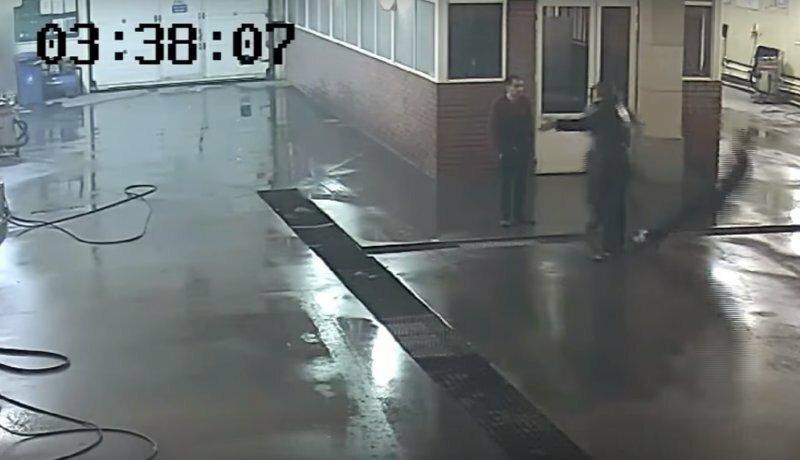 В Подмосковье работника сервиса убили одним ударом за отказ мыть BMW