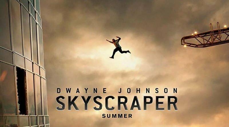 Пользователи Интернет узрели в новом постере к фильму со «Скалой» что-то неладное