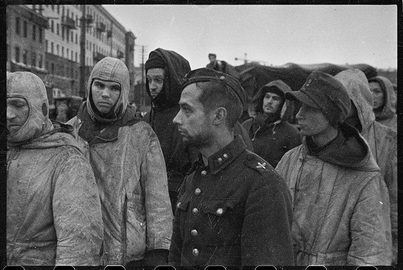 Неизвестные снимки блокадного Ленинграда