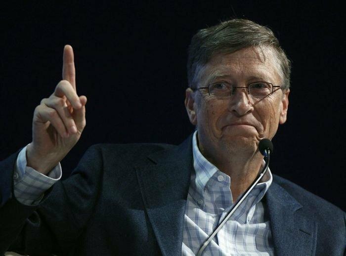Об изощрённых издевательствах Билла Гейтса