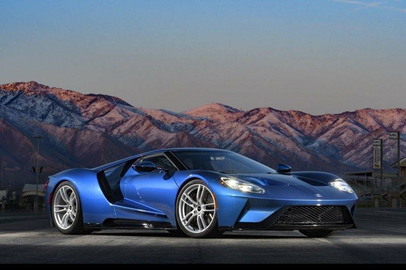 Не продай: как Ford судится с владельцем GT за продажу автомобиля